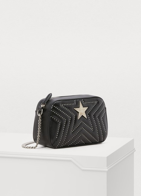 Stella McCartneyMini Stella Star crossbody bag