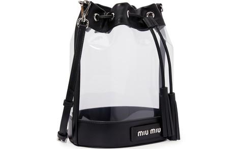 MIU MIUPlexi bucket bag
