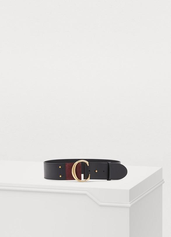 ChloéBuckle belt