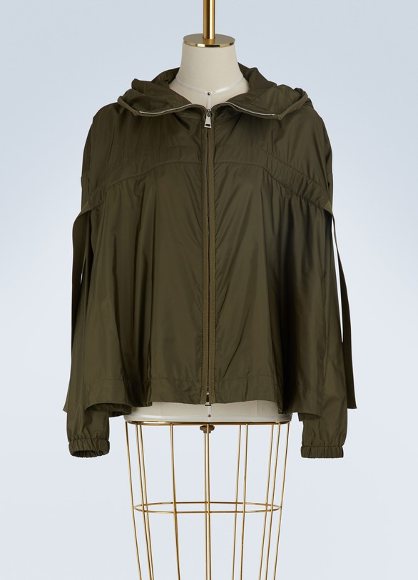 Moncler Lune hooded jacket