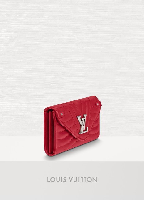 Portefeuille long Louis Vuitton New Wave femme   Louis Vuitton   24 ... 68f7ec7a835