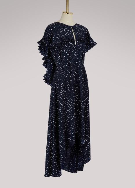 Magda ButrymAvola midi dress