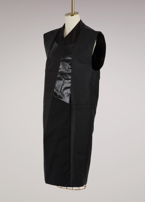 Rick Owens Sleeveless coat
