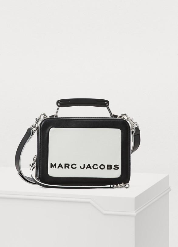 58e4d3eca989 Marc Jacobs The Box 20 mini bag