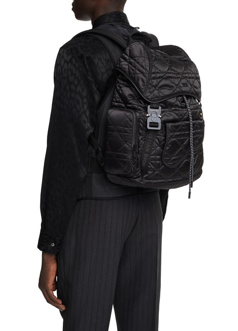 DIORSaddle backpack