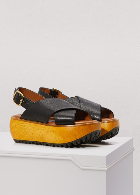 Marni Plateform sandals
