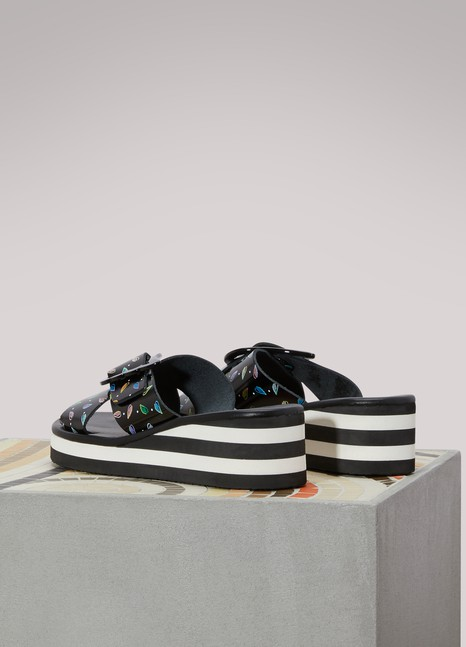 Sandales compensées RainbowAncient Greek Sandals U9DmV8