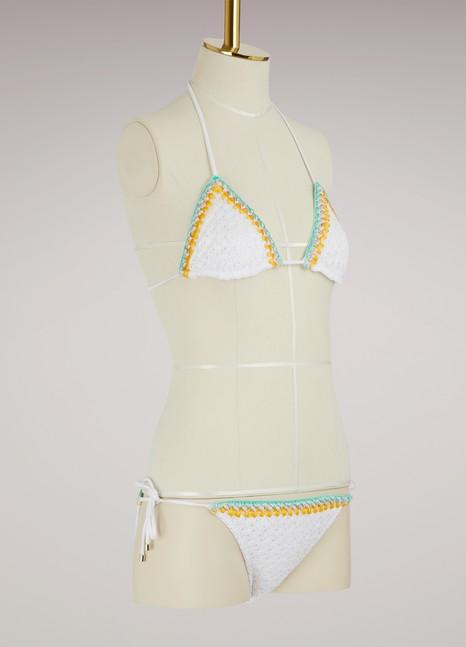 Missoni Bikini en tricot Vente Excellente Livraison Gratuite À La Mode Acheter Pas Cher Boutique Extrêmement Pas Cher cdS49F