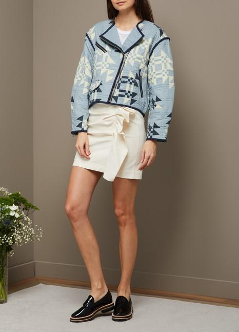 Isabel MarantLazel cotton jacket