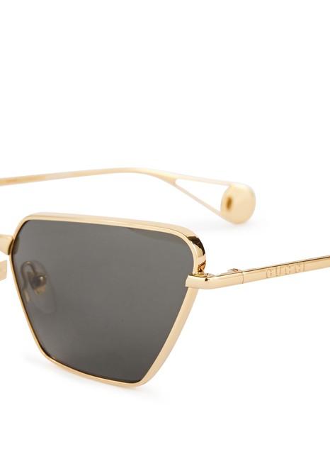 GUCCIRectangular sunglasses