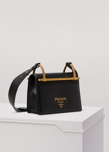 Prada Patina shoulder bag