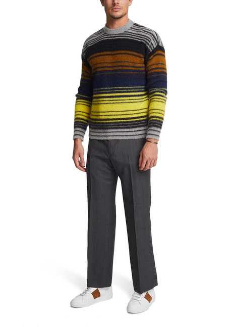 ROBERTO COLLINA Roundneck Jumper