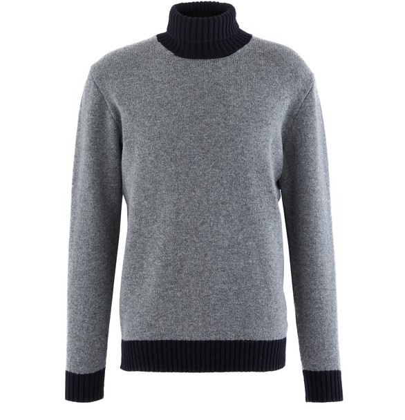 COUNTRY OF ORIGIN Rollneck jumper