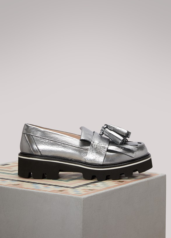 MSGMTassel Loafers
