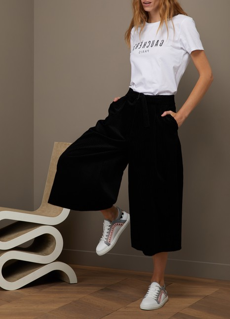 GAUCHEREKattina corded trousers