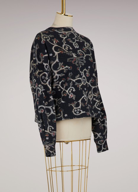 Cotton Xodilon sweatshirt Isabel Marant