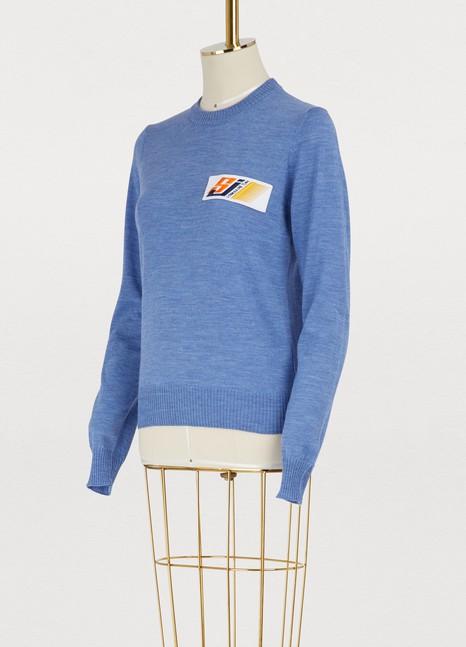 Stella JeanMaglia Girocollo virgin wool sweater