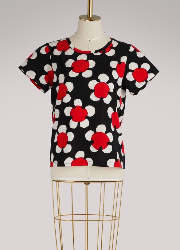 Marc JacobsT-shirt imprimé à manches courtes