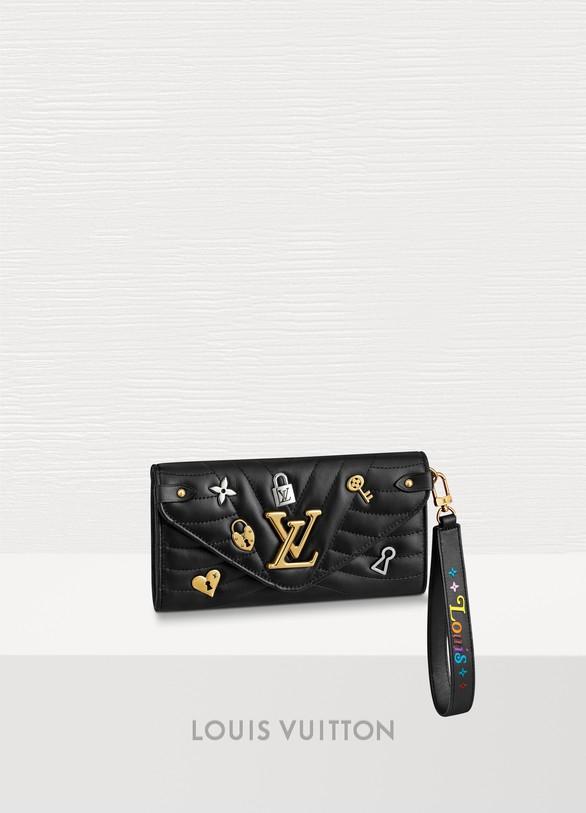 Louis VuittonPortefeuille long Louis Vuitton New Wave
