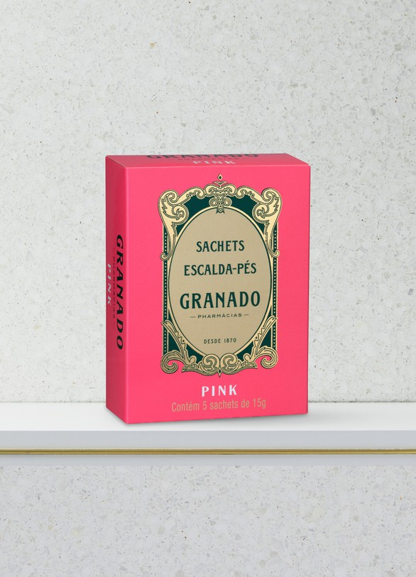 Granado  Foot soak salts