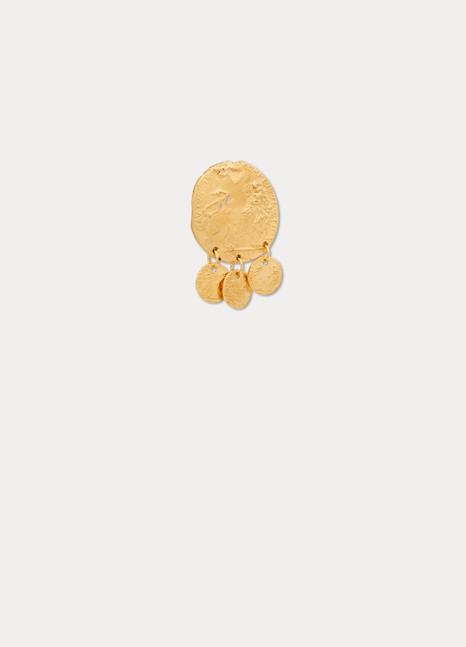 ALIGHIERIBaby Lion earrings