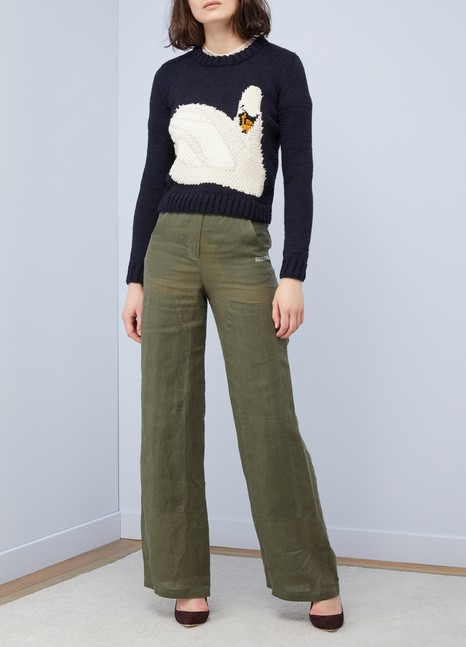 JW Anderson Swan wool sweater