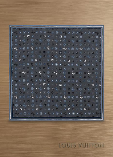 Louis VuittonCarré Happy Monogram70