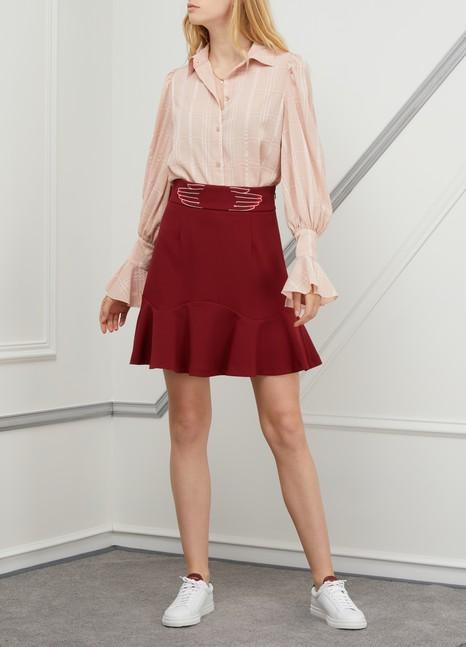 VivettaDouble hands short skirt