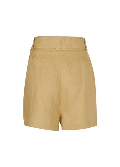 ZIMMERMANNSuraya linen shorts