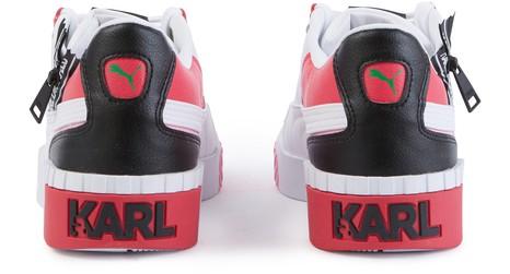 Karl Lagerfeld Cali Trainers
