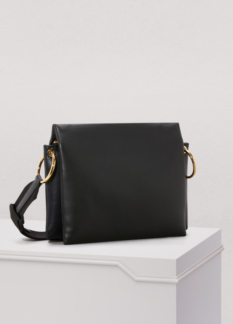 Marni Supple Leather Beat Bag