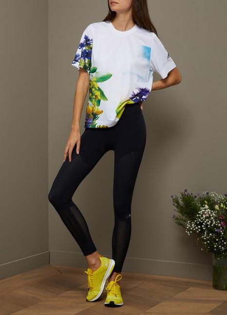 adidas by Stella McCartneyTraining tights high intensity warp knit