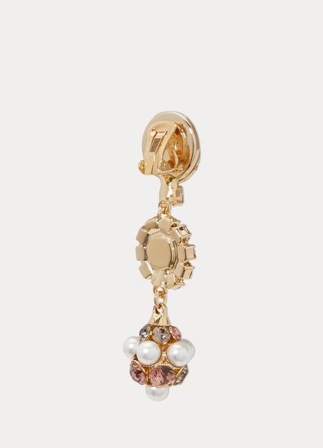 ErdemCrystal Drop earrings