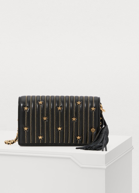 07baaec1d1c Tory Burch Stars wallet purse