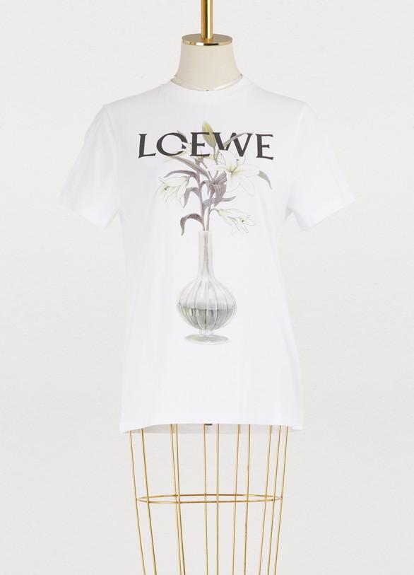 uk store latest style latest selection Women's T-shirt | Loewe | 24 Sèvres
