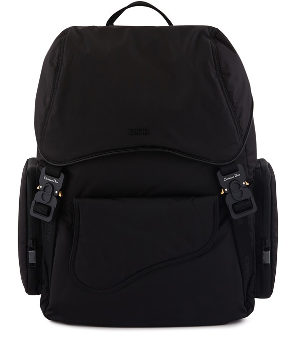 DIOR Saddle backpack