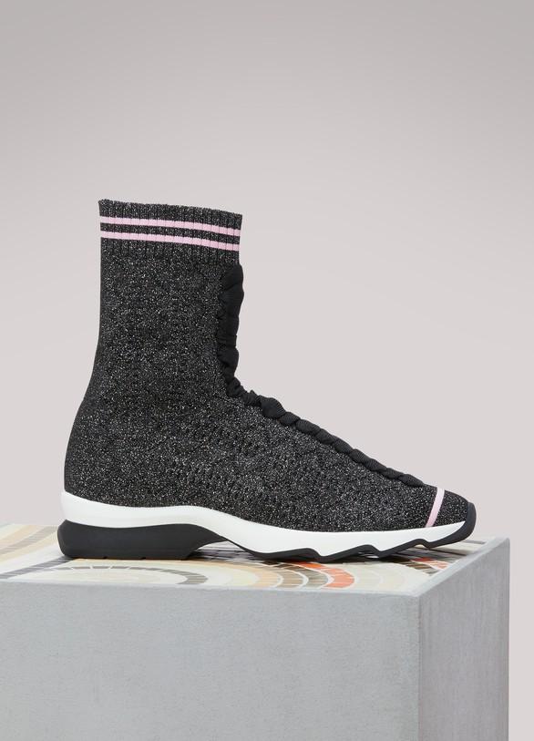 FendiRockoko sneaker-socks