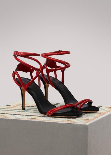 Isabel MarantAoda Heeled Sandals