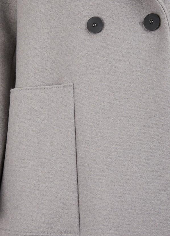 c215712fef6c2 Harris Wharf London Boxy Duster Coat Pressed Wool ...