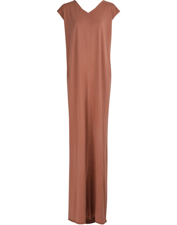 RICK OWENS Flowy maxi dress