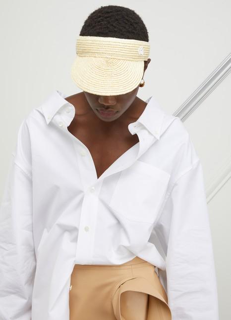 Maison MichelJeanette visor