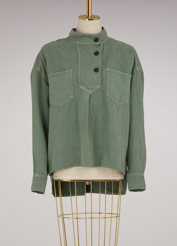 Isabel Marant EtoileWisdom blouse