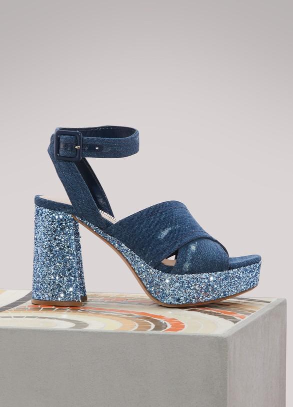 info for 9e472 96285 Denim sandals