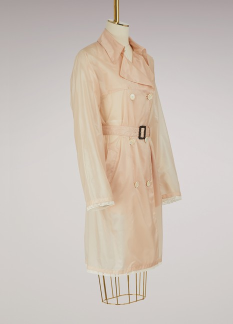 PRADA Trench-coat en nylon