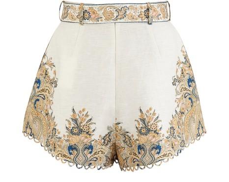 ZIMMERMANNFreja shorts