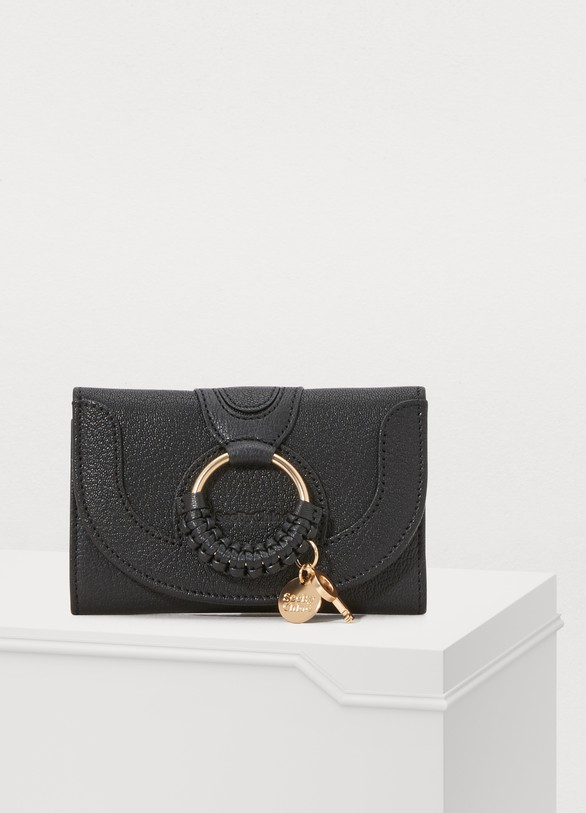 f3a7fcc0d8e Women's Hana compact wallet | SEE BY CHLOE | 24S | 24S