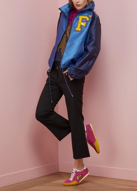 Fenty Puma by RihannaSatin hooded track jacket