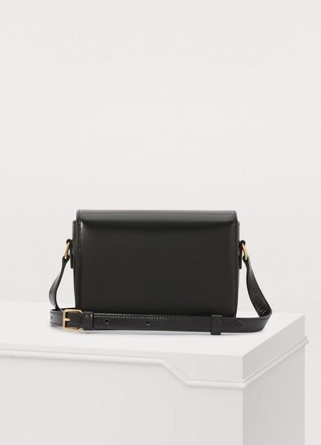 CELINETeen Triomphe bag in polished calfskin
