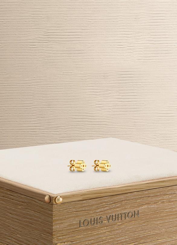 Louis VuittonPuces d'oreilles Fast Flower