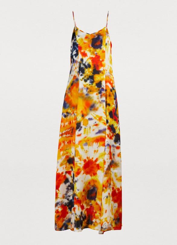 Jour/NéRobe longue tie and dye